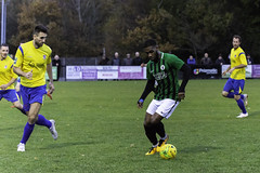 BHTFC v Kingstonian 0-1 10.11.18 (Official_Burgess Hill Town FC) Tags: bhtfc burgesshill sussex westsussex kingstonian football bostik premier nonleague nikon d7100 d7200 cnthings chrisneal remembrance ww1 poppy poppyday november 2018 isthmian