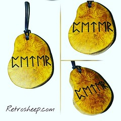 #peter #rune #runic #runes #name just made #necklace Wooden Jewellery www.Retrosheep.com Handmade Wooden Personalised Gift Handmade Charm Necklace #amazonhandmade #Retrosheep #Personalised #Gifts FIND US ON AMAZON HANDMADE https://amzn.to/2Do397I #jewelry (RetrosheepCharms) Tags: peter rune runic runes name just made necklace wooden jewellery wwwretrosheepcom handmade personalised gift charm amazonhandmade retrosheep gifts find us on amazon httpswwwamazoncoukhandmaderetrosheep jewelry giftideas nordic viking celtic vikingstyle snow christmas snowflake snowboarding pagan wiccan halloween