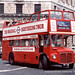 MX11034-160690 (andrewcolebourne) Tags: london londonbus bank rm752 wlt752 aec prv routemaster r2rh opentop londoncoaches sightseeingtour original