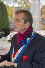 Commémoration du 11 novembre 2018 (Ville de Villeneuve-la-Garenne - compte officiel) Tags: commémoration armistice 19141918 centenaire villeneuvelagarenne