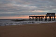 Belmar Beach (seanbeebe_photo) Tags: waves surf nj newjersey beach belmar fishingpier