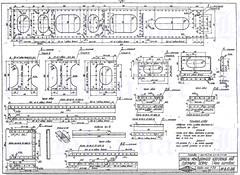 BR 52 / ТЭ Technical Drawings (Blaubar52) Tags: br52 bareihe52 kriegslok kriegsdampflokomotive drg reichsbahn trumpeter 135 scalemodel te ty2 class52 krupp borsig dampflok kdl1 weltkrieg worldwar eisenbahn railway technicaldrawing