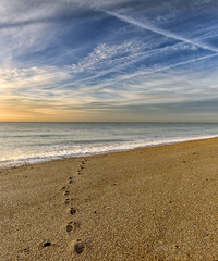 No return (Through Bri`s Lens) Tags: sussex lancing beachphotography shingle pebbles skies sky brianspicer canon5dmk3 canon1635f4