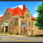 Lockport New York - Old City Hall - Historic Building thumbnail