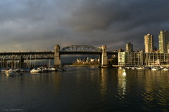 Sunset At Granville Island - 2 (Average Photographer 1992) Tags: canada vancouver vancouverbc vancouvercanada britishcolumbia britishcolumbiacanada granvilleisland sunset sunsets sunsetphotography nikon nikonphotography nikonphotographer nikonuser nikonphoto nikond7200 january january2018 cities cityscape cityscapephotography cityscapes citiesofcanada cityatnight dusk winter urban