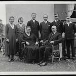Archiv R866 Familienfoto, Limburg, 1930er thumbnail