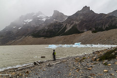 Laguna Torre (Ann Kruetzkamp) Tags: ice iceburg rain cerrotorre campdeagostini lagunatorre clouds patagonia argentina chile hiking adventure backcountry trekking camp camping landscape mountains landscapephotography family friends goretex park people journalism canon 5d 5dmarkii cold wind weather adventuretravel travel panorama canon5d markii canon5dmarkii february photography trek kruetzkamp 2018 annkruetzkamp ann kruetzkampcom mountain cerro