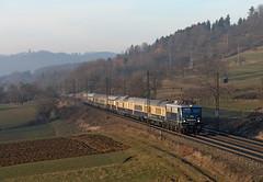 """Allerletztes Licht für 110 278 mit TEE """"Rheingold"""" (797 505) Tags: filstal tee rheingold kuchen 110 filstalbahn"""