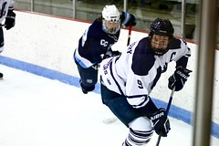 Behind the glass (stephencharlesjames) Tags: ice hockey college sports ncaa winter sport action middlebury vermont connecticut