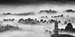 San Pedro de Vilanova (Noel F.) Tags: sony a7r a7rii ii fe 24105 san pedro vilanova vedra galiza galicia neboa fog
