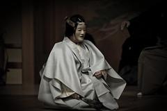 Tamakazura 玉葛 (小川 Ogawasan) Tags: japan japon giappone noh theater traditional kimono tamakazura