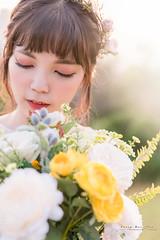 20181211-4E8A1170 (1993 / 鄭百均攝影 . photography) Tags: 鄭百均攝影 人像攝影 婚紗 逆光 微笑 森林 陽光 笑容