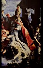St Augustine.. Painting by Claudio Coello (zairakhan) Tags: artwork art parkcityutah painting indoor