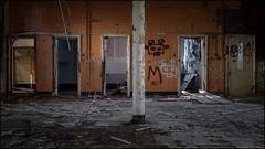 5 Doors (ducatidave60) Tags: fuji fujifilm fujinonxf23mmf14 fujixt1 abandoned decay dereliction urbandecay urbex urban