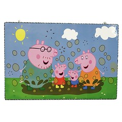 Funny Pig Wooden Pin Board (mywowstuff) Tags: gifts gadgets cool family friends funny shopping men women kids home