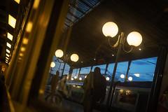 Train Station Life (NathalieSt) Tags: 7 europe france garedunord ilce ilce7 paris alpha7 sony train travel trip voyage
