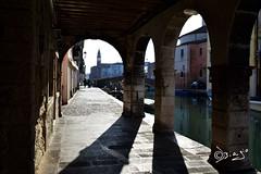 Chioggia - Italy (Biagio ( Ricordi )) Tags: chioggia venezia mare italy borgo barche portici