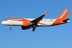 OE-INB (GH@BHD) Tags: oeinb airbus a320 a320200 u2 ezy easyjet easyjeteurope bfs egaa aldergrove belfastinternationalairport aircraft aviation airliner