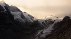 Pasterze (Rene Wieland) Tags: pasterze alpen alps nature sunset mountains gletscher glacier berge travel