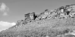 Higger Tor (Dun.can) Tags: higgertor darkpeak peakdistrict yorkshire landscape rocks blackwhite