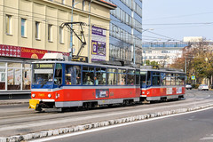 BTS_7955_201811 (Tram Photos) Tags: ckd tatra t6a5 bratislava dopravnýpodnikbratislava dpb strasenbahn tram tramway električková mhd električka