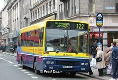 Dublin Bus AD65 (94D33065). (Fred Dean Jnr) Tags: april2005 dublin dublinbus busathacliath dublinbusyellowbluelivery oconnellstreetdublin ad65 94d33065 dublinbusroute122 pboro