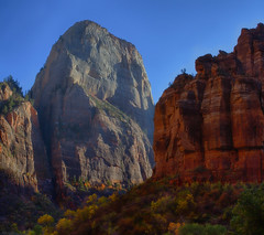 Great White Throne at Zion NP, Utah (swissuki) Tags: 2014 mainvalley zion national park alndsacpe nature mountains