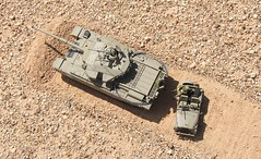 1/35 M38 and Shot (Dulacca.trains) Tags: model modelkit modelarmor modelarmour tamiya bronco afvclub 135 scalemodel plasticmodel plastickit plastic constructionkit idf