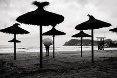 Off season (markussturfelt) Tags: umbrella offseason parasol beach