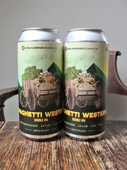 Spaghetti Western Double IPA (knightbefore_99) Tags: cerveza beer pivo malt hops craft tasty drink local bc spaghetti western coal harbour strong ipa india pale ale