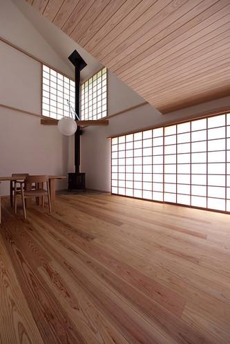 熊本・四季窓のある家の写真