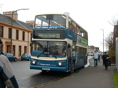 Stagecoach - 18019 - SF53BYT - StagecoachUK20051283 (Rapidsnap) Tags: stagecoachwestscotland a1service trident adl transbus dennis alexander alx400