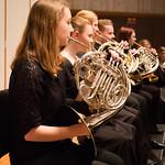 "<b>2018 Homecoming Concert</b><br/> The 2018 Homecoming Concert, featuring performances from the Symphony Orchestra, Concert Band, and Nordic Choir. October 28, 2018. Photo by Nathan Riley.<a href=""//farm5.static.flickr.com/4827/31916173148_7813e41152_o.jpg"" title=""High res"">&prop;</a>"