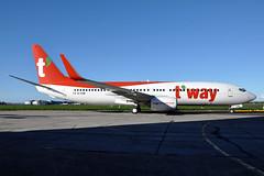 EI-ESM / HL-8326  B737-8AS(WL) T'Way Airlines (n707pm) Tags: eiesm boeing 737 b737 737wl 737800 hl8326 airport airline aircraft airplane snn einn coclare ireland iac painting 06102018 cn34992 rineanna shannonairport twayairlines