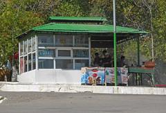 Bakharden kiosk