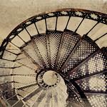 Fibonacci - Wendeltreppe
