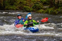 IMG_3082 (Marklucylockett) Tags: 2018 canon7d dartmoor dartmoornationalpark december devon kayak kayakers kayaking marklucylockett rapids river riverdart uk
