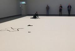 "Ole Jørgen Ness: ""Flat Acrylic"" (svennevenn) Tags: olejørgenness tårnsalen kode bergen utstillinger exhibitions painting"