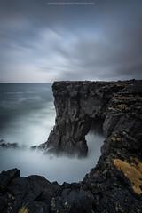 Wild coast Iceland (Sascha Gebhardt Photography) Tags: nikon nikkor d850 1424mm lightroom langzeitbelichtung landscape landschaft haida photoshop island iceland travel tour reise roadtrip reisen fototour fx