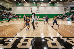 Girls Basketball (Phil Roeder) Tags: desmoines iowa desmoinespublicschools northhighschool roosevelthighschool basketball sports sport athletics athletes canon6d canon2470