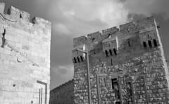Tower of David  Jerusalem January 1, 2019 (Ilya.Bur) Tags: david jerusalem tower nicca 3s voigtlander skopar 35mm f25 fujifilm acros 200 caffenolcl