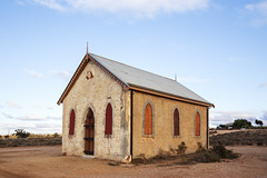 Methodist Church (1885): 3/4 View (oz_lightning) Tags: australia canon6d canonef1635mmf4lis nsw silverton westerndivision architecture building church decay history townscape newsouthwales aus