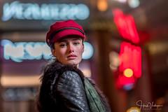 Chabelli (Henk Verheyen) Tags: eindhoven nl nederland avond buiten continulicht kunstlicht modelshoot outdoor noordbrabant portret chabeli