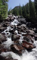 Cascade Falls (michael.veltman) Tags: cascade falls rmnp rocky mountain national park