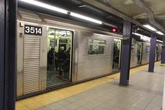 IMG_4183 (GojiMet86) Tags: mta ind nyc new york city subway train 1964 r32 3514 chambers street