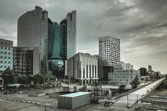 Final destination... (b_represent) Tags: paris architecture architektur modern urban ladefense skyline