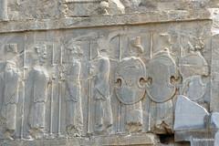 005 Hundred Column Hall (Sedsetoon), North Doorway, Persepolis  (14).JPG (tobeytravels) Tags: artaxerxes xerxes ahurmazda alexanderthegreat
