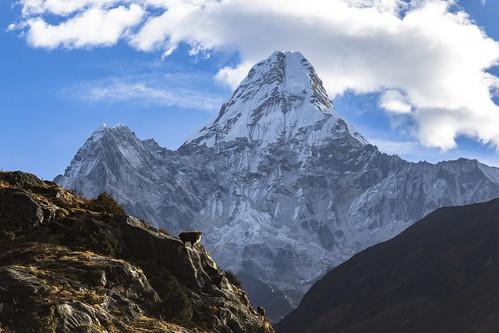 Ama Dablam (6856m) - Nepal