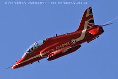 8847 R8 XX323 (photozone72) Tags: raf rafat redarrows reds redwhiteblue hawk scampton lincolnshire aviation aircraft jets canon canon7dmk2 canon100400f4556lii 7dmk2