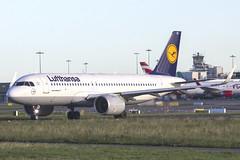D-AINF | Lufthansa | AirbusA320-271n | CN 7577 | Built 2017 | DUB/EIDW 15/10/2018 (Mick Planespotter) Tags: aircraft airport 2018 dub dublinairport collinstown nik sharpenerpro3 dainf lufthansa airbus a320271n 7577 2017 eidw 15102018 neo a320